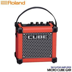 ローランドのギターアンプ「MICRO CUBE」です。COSMアンプやエフェクト、iPhoneアプリ...