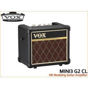 VOX モデリングギターアンプ MINI3 G2 CL クラシック ボックス merry-net