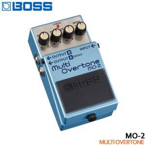 BOSS マルチオーバートーン MO-2 Multi Overtone ボスコンパクトエフェクター|merry-net