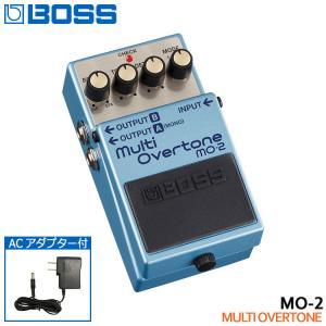 BOSS マルチオーバートーン MO-2 Multi Overtone ACアダプター付き ボスコンパクトエフェクター|merry-net