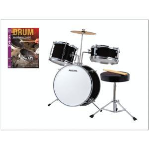 ミニドラム mx-50BK 子供用ドラムセット(MX-50-BK-DVD) merry-net