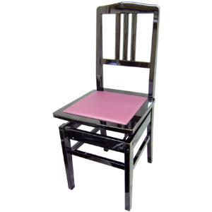 在庫ございます■ピアノ椅子 トムソン椅子 NO.5-New 背もたれ付きタイプ|merry-net