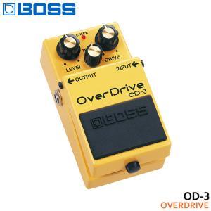 BOSS オーバードライブ OD-3 OverDrive ボスコンパクトエフェクター■ポイント8倍■...