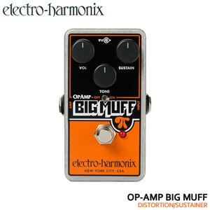 Electro-Harmonix ファズ OP-AMP BIG MUFF オペアンプビッグマフ エレ...