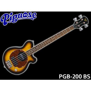 Pignose ピグノーズ アンプ内蔵ベース PGB-200 BS merry-net