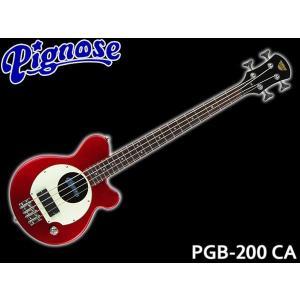 Pignose ピグノーズ アンプ内蔵ベース PGB-200 CA merry-net