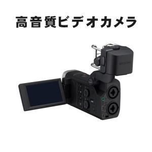 ZOOM 高音質 ビデオカメラ Q8(ビデオレコーダー)|merry-net