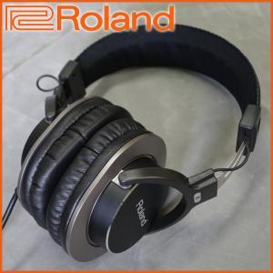Roland:スタジオ・モニター・ヘッドフォン:RH-300(RH300)■ローランド レコーディング用 ヘッドホン merry-net