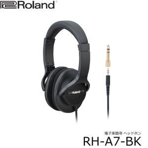 ローランド RH-A7-BK【ブラック】電子楽器用 ヘッドホン Roland RH-A7BK merry-net