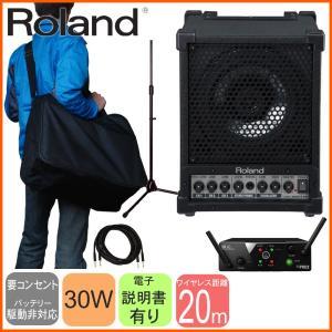 Roland 簡易PAセット CM-30 ROPASET-SC-C1用 スピーカー追加オプション キャリングケース付き|merry-net