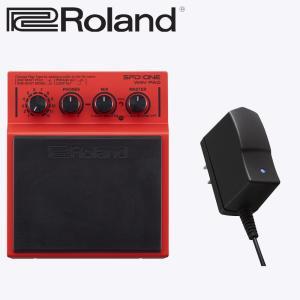 Roland WAV再生パッド SPD-1W SPD ONE PAD WAV (ACアダプター付きセット) merry-net