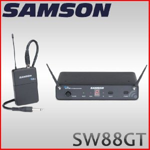 SAMSON ワイヤレスシステム Concert 88 SW88GT (サムソン/ギターワイヤレス)|merry-net