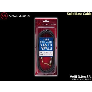 VITAL AUDIO ベースケーブル VAIII 3m S/L バイタルオーディオ シールド|merry-net