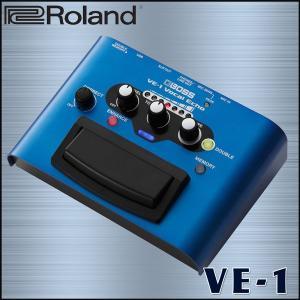 BOSS ボーカルエフェクター VE-1 (エコーエフェクト・ボーカル補正機能) ローランド merry-net