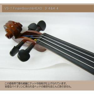 分数 バイオリン 女性 子供向け カルロジョルダーノ VS-1 3/4 8点セット ■お取り寄せ|merry-net|02