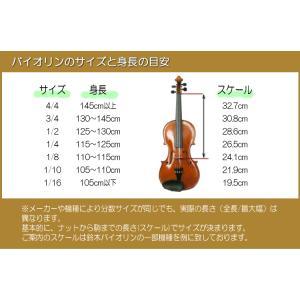 3/4サイズ バイオリンセット VS-F1 9点セット カルロジョルダーノ 調整後出荷|merry-net|06
