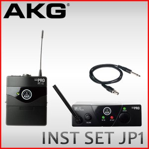 AKG 楽器向けワイヤレスシステム WMS40 PRO MINI INSTRUMENTAL SET(JP1)|merry-net