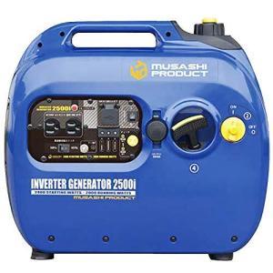 アイガーツール MTOインバーター発電機 ING2500Iの画像
