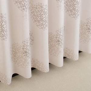 【激安!】北欧風オーダーカーテン 遮光カーテン シオン(〜200×〜260)|merusa