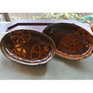 だ円深皿|merusa