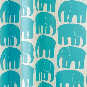 フィンレイソン 北欧 遮光カーテン オーダーカーテン Elefantti エレファンティ(〜100×〜125)|merusa|02