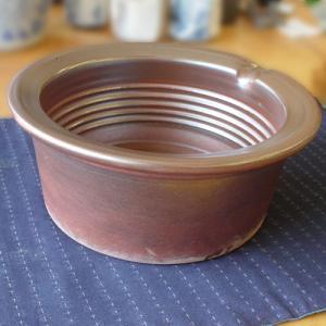 天ぷら鍋 IH 直火対応 信楽焼土鍋|merusa