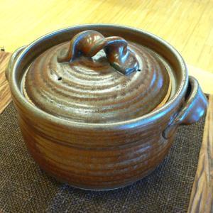 土鍋 ごはん鍋 5合炊き(茶)|merusa
