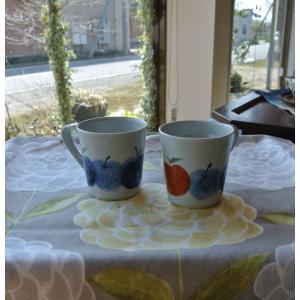 りんご園 マグカップ|merusa