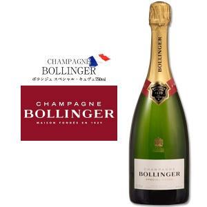 フランス産シャンパン ボランジェ スペシャル・キュヴェ750...