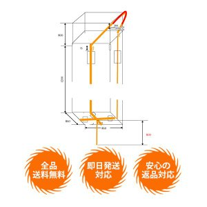 【10枚1セット】コンテナバッグ(フレコンバッグ)バージン 1tタイプ 角型 meshsheet
