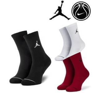 Nike JORDAN MID Socks 白 黒 赤 ナイキ ソックス ジョーダン バスケットボー...