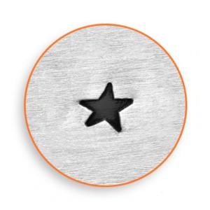 【予約】彫金刻印 Angled Solid Star*ゆがんだ星3mm 革細工/レザークラフトにも*ImpressArt