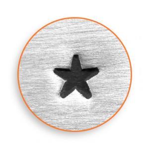 彫金刻印 Solid Star 3mm*星★ 革細工/レザークラフトにも*ImpressArt