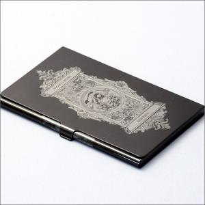 XEROSEN(ゼロセン)が放つ、アートのようなカードケース [ナイトクルーズ] /クラッシック/アンティークデザイン|metaledit