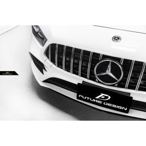 BENZ メルセデス・ベンツ CLA-Class W118 GTR パナメリカーナ グリル GTグリル CLA180 CLA200d CLA250 AMG メッキ仕様 スポーツ|meteo88