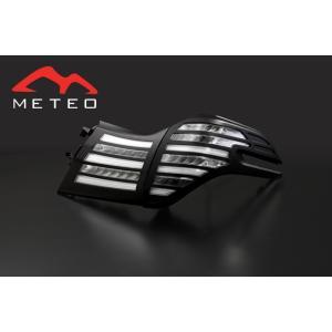 METE0 ALPHARD アルファード 30系専用 ファイバーLEDテールランプ C-CAB メテオ|meteo88