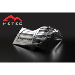 METE0 ALPHARD アルファード 30系専用 ファイバーLEDテールランプ C-CAC メテオ|meteo88