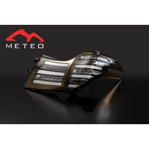 METE0 ALPHARD  アルファード 30系専用 ファイバーLEDテールランプ C-CAGC メテオ|meteo88