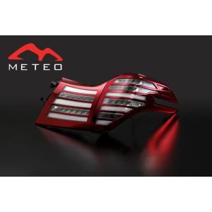 METE0 ALPHARD アルファード 30系専用 ファイバーLEDテールランプ C-CARC メテオ|meteo88