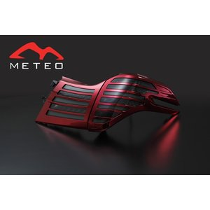 METE0 ALPHARD アルファード 30系専用 ファイバーLEDテールランプ S-CARC メテオ|meteo88