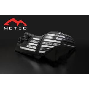 METEO VELLFIRE ヴェルファイア 30系専用 ファイバーLEDテールランプ C-CAB メテオ|meteo88