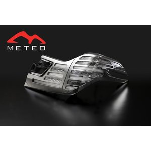 METE0 VELLFIRE ヴェルファイア 30系専用 ファイバーLEDテールランプ C-CAC メテオ|meteo88