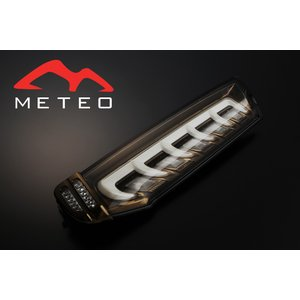 【流れるウィンカー】METEO 80系 NOAH (ノア)VOXY(ヴォクシー)ESQUIRE(エスクァイア)ファイバー LEDテールランプ メテオ CGNGC meteo88
