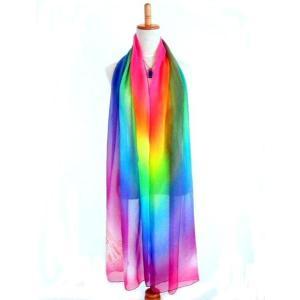 虹のスカーフ|meteor-color2