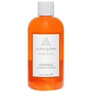 フラワーシャワー オレンジ  250ml|meteor-color2