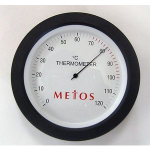 STM-L-150 温度計サウナ用 150φ(ルフト) |metos