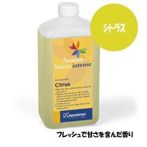 芳香液シトラス 1リットル入り<業務用>|metos