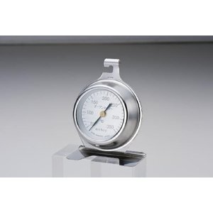 OV350 料理用オ-ブン内温度計 50:350(ロゴ入り)|metos