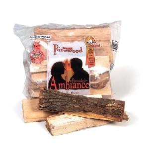 メープル薪5袋セット【送料込】カナダ産(袋入)約12kg×5 暖炉・薪ストーブ用  5 packs of maple firewood shipping included.|metos