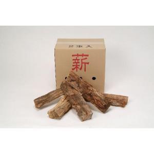 島根産 ナラ薪5箱セット【送料込】 約10kg×5  暖炉・薪ストーブ用|metos
